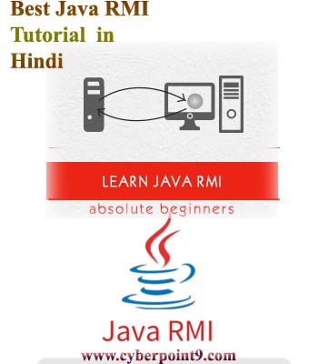 Java RMI Short Tutorial Notes Study Material with Examples in Hindi