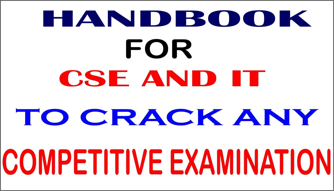 Handbook of CS and IT