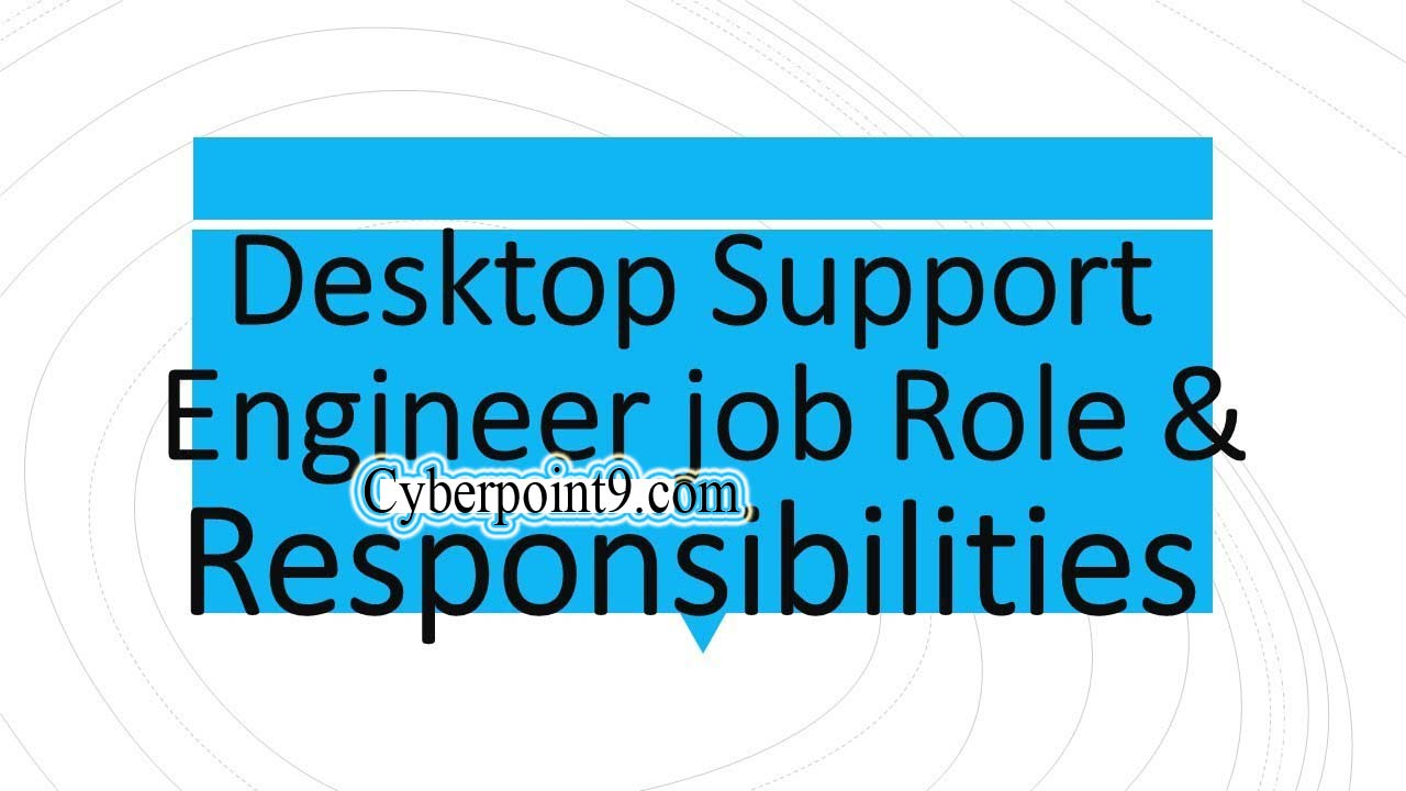 Desktop Support Engineer Interview Questions Answers Tutorial